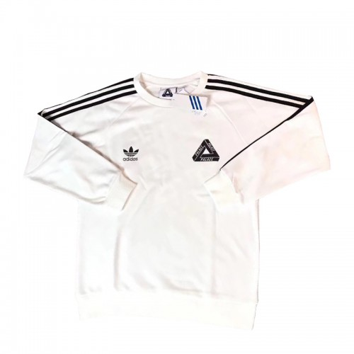 Palace Classic AD Sweater (White)