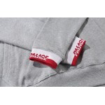 Palace Splitter Hoodie (Gray/Red)