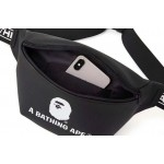 A Bathing Ape Bape Waist Bag (Black)