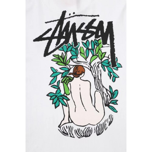 Stussy Forces Of Nature T-Shirt (White)