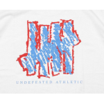 Undefeated Undftd Scribble T-Shirt (White)