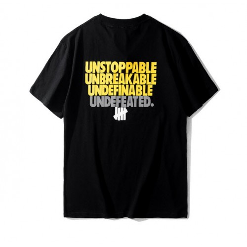 Undefeated Unbreakable T-Shirt (Black)