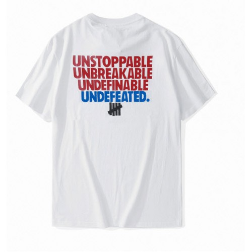 Undefeated Unbreakable T-Shirt (White)