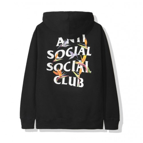 Anti Social Social Club ASSC 19FW Pair Of Dice Hoodie (Black)
