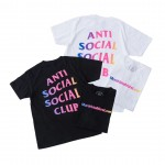 Anti Social Social Club ASSC More Hate More Love T-Shirt (White)