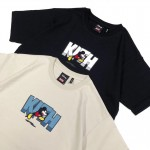 Kith Mickey Mouse Running Turtledove T-Shirt (Black)