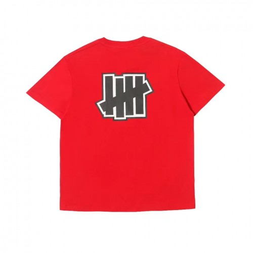 Undefeated Authentic Icon T-Shirt (Red)