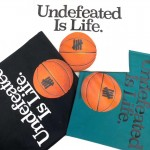 Undefeated Is Life Basketball T-Shirt (Black)