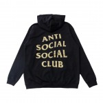 Anti Social Social Club ASSC Hoodie (Black)