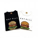 Human Made Hamburger T-Shirt (Black)