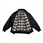 Neighborhood NBHD Undefeated Peace Be With You Jacket (Black)